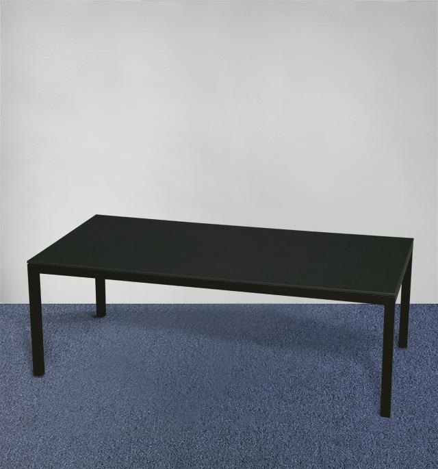 Loungetisch Edel schwarz