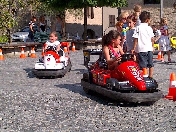 Kinder Go Kart mieten