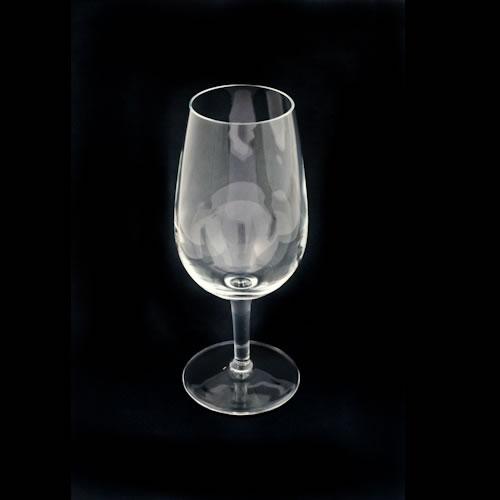 Rotweinglas DOC