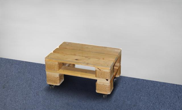 Paletten Lounge Tisch