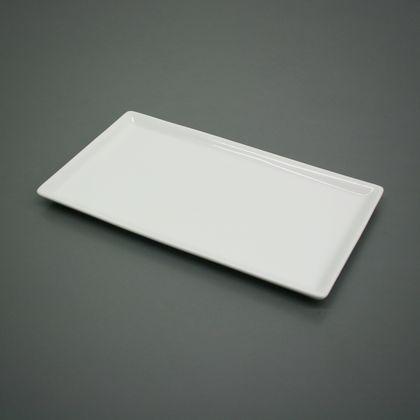 Platte mittel 25x14cm
