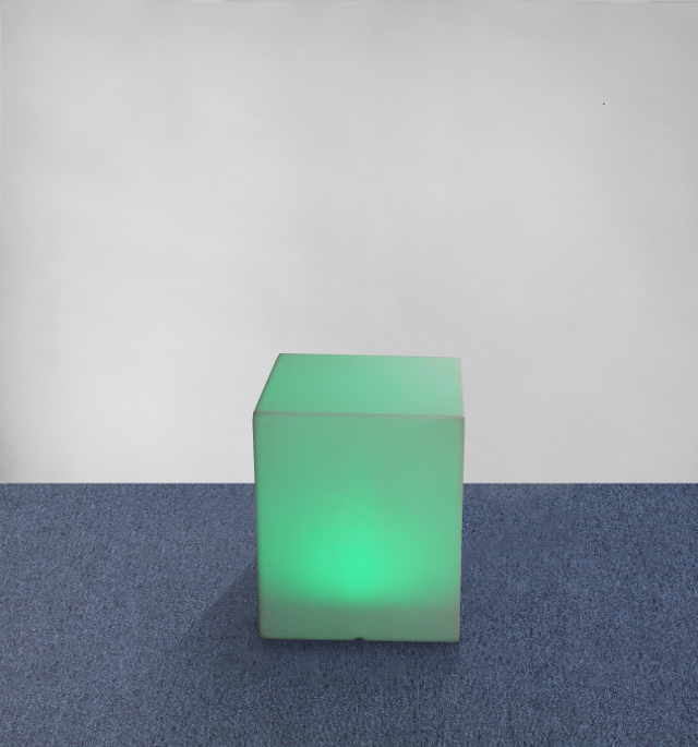 LED Lounge Hocker mieten