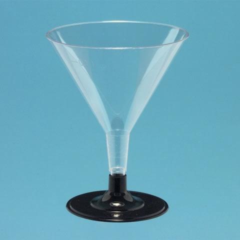 Cocktailglas 1dl, 2-teilig