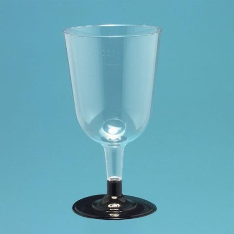 Weinglas 2dl, 2-teilig