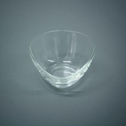 Glasschale